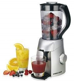 BS600 Smoothie Maker Black and Decker Mauritius