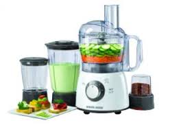 FX400BMG Food Processor, 33 Functions Black and Decker Mauritius