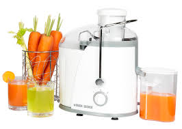 JE400 Juice Extractor Black and Decker Mauritius