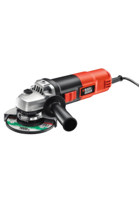 KG8215 Angle Grinder - 820W Black and Decker Mauritius