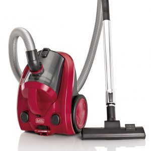 VM1650 Vacuum Cleaner - 2.4L Black and Decker Mauritius